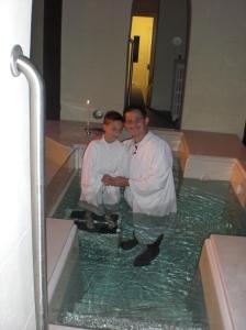 Adin Baptism