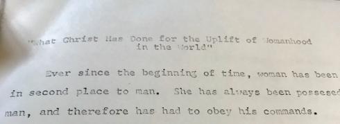 Mary Jane Essay