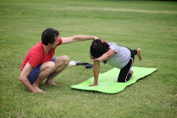 Cesar yoga 16