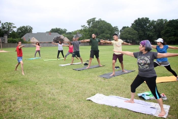 Cesar yoga 6